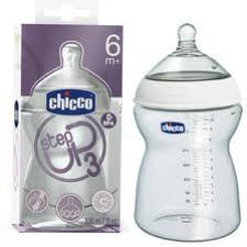 CHICCO BIBERON STEP UP 3 6M+  330 ml