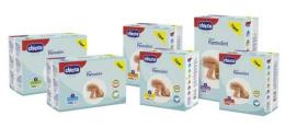 CHICCO PANNOLINI DRY FIT - TAGLIA 6 EXTRALARGE 16-30 KG - 14 PEZZI