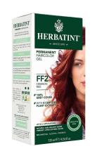 HERBATINT FLASH FASHION TINTA PER CAPELLI FF2 ROSSO PORPORA - 150 ML