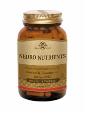 SOLGAR NEURO NUTRIENTS 30 CAPSULE